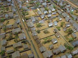 展示館2F - 高知城下タイムスリップマップ