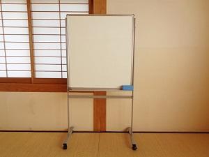 ホワイトボード(和室)